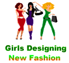Girls Designing