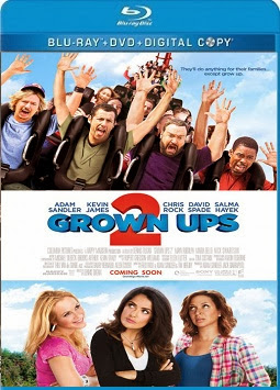 Grown Ups 2 (2013) BluRay Rip XviD