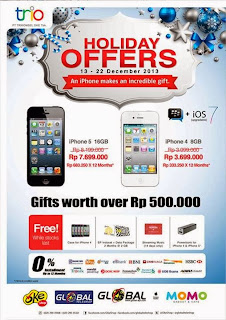 Holiday Offers iPhone Harga Spesial