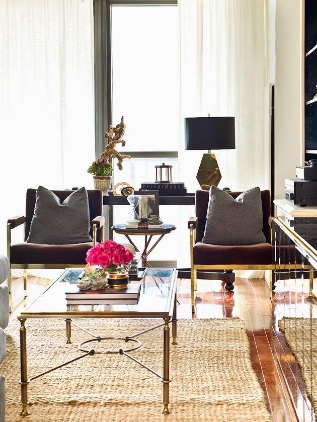 Mix and chic cool designer alert brynn olson - Harrington institute of interior design ...
