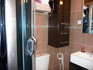 Salle d'eau chambre Cassis