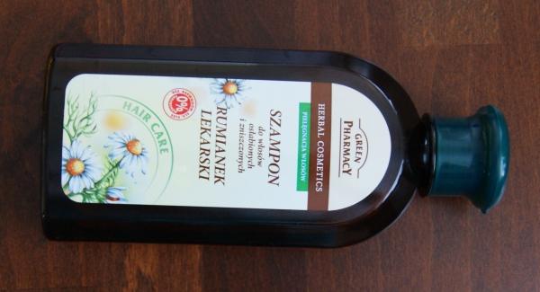 Green Pharmacy - szampon i balsam w starej wersji