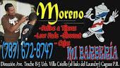 Moreno peluqueria