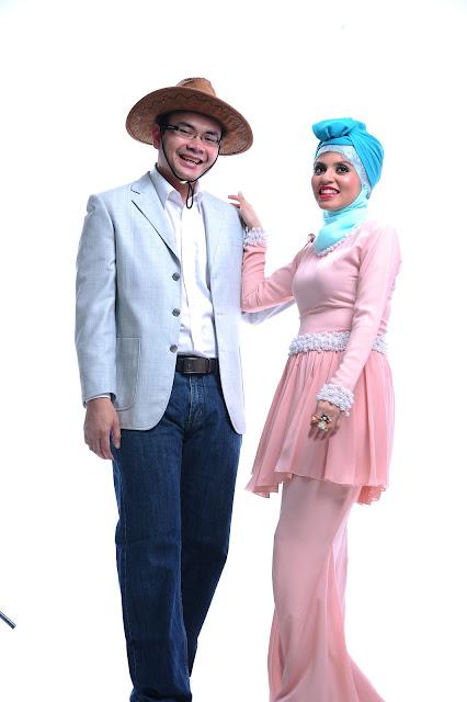 Biozone top agent CDM Adibah Karimah and cowboy DDM Dr Hasbi by hafiz atan