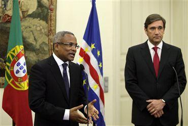 Passos Coelho defende parceria de Cabo Verde com UE para o desenvolvimento
