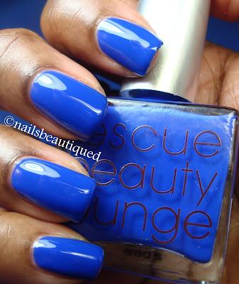 Rescue Beauty Lounge IKB: 2012