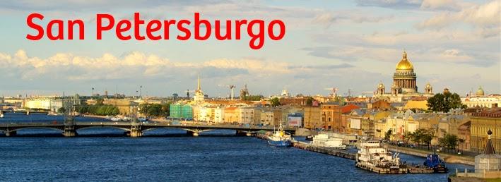 San Petersburgo - cultura y paisajes insolitos -