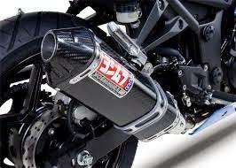 konsep modifikasi motor yamaha yzf r15 knalpot yoshimura