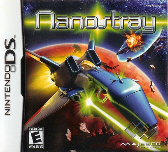 Nanostray game nds rom cover