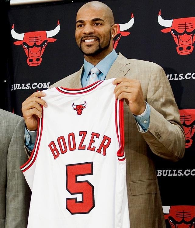 Carlos boozer bulls