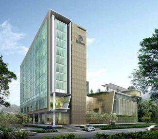 Hilton hotel bandung for Design hotel bintang 3