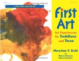 First Art: Art Experiences for Toddlers and Twos on Amazon.com