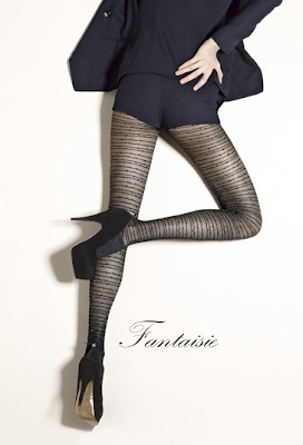 collants gerbe fantaisie