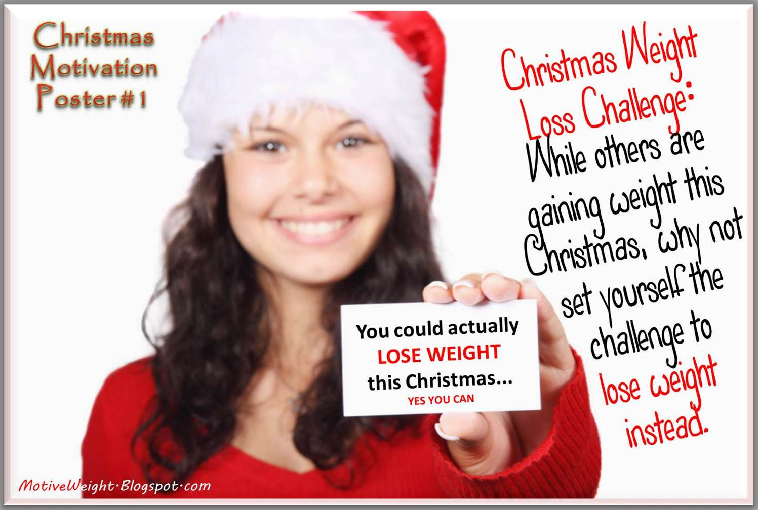 Motiveweight christmas weight loss tip 1 christmas weight loss tip 1 ccuart Image collections