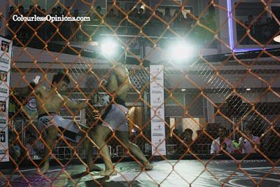 FIRUZ KAROMATOV KO MFC6 Malaysian Fighting Championship 6 MMA