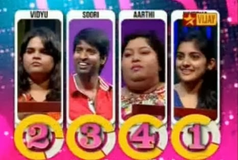Naduvula Konjam Disturb Pannuvom – Episode 17 – Vijay Tv  Game Show  02-03-2014