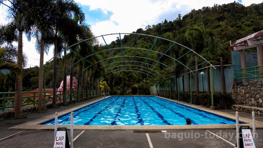 Baguio Today Palm Grove Hot Springs Mountain Resort