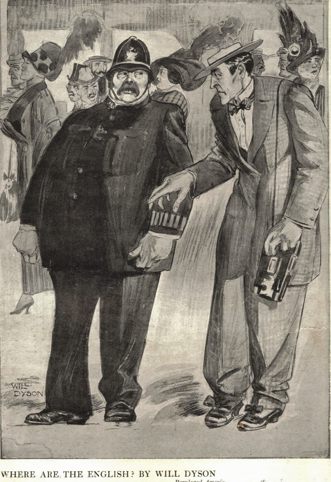 1913 Cartoon