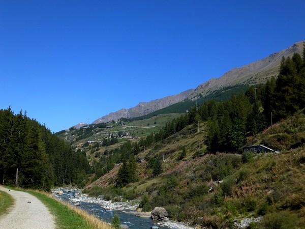 Aoste Aosta Italie Grand Paradis Gran Paradiso cogne cascade lillaz