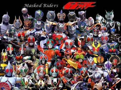 Kamen Rider on Konnichiwa Minat Ngan Kamen Rider Mengikut Sejarah Kamen Rider Telah