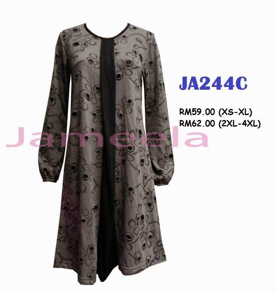 T-shirt-Muslimah-Jameela-JA244C