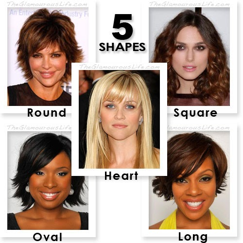 Haircuts by Face Shape