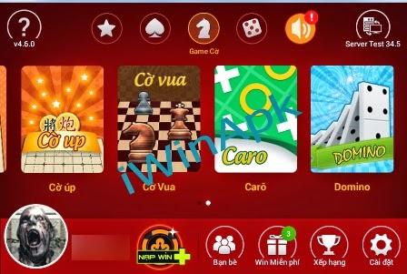Tải iWin 460 HD miễn phí về cho điện thoại, thêm game domino cực hot