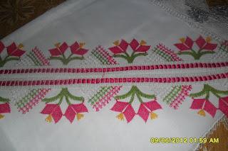 havlu kenarı oya modelleri