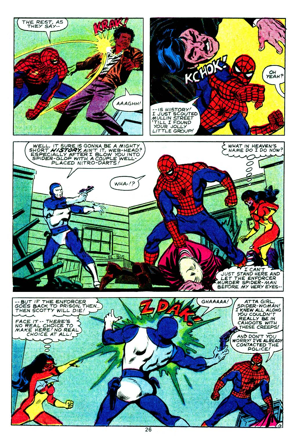 Spider-Woman (1978) Issue #29 #29 - English 16