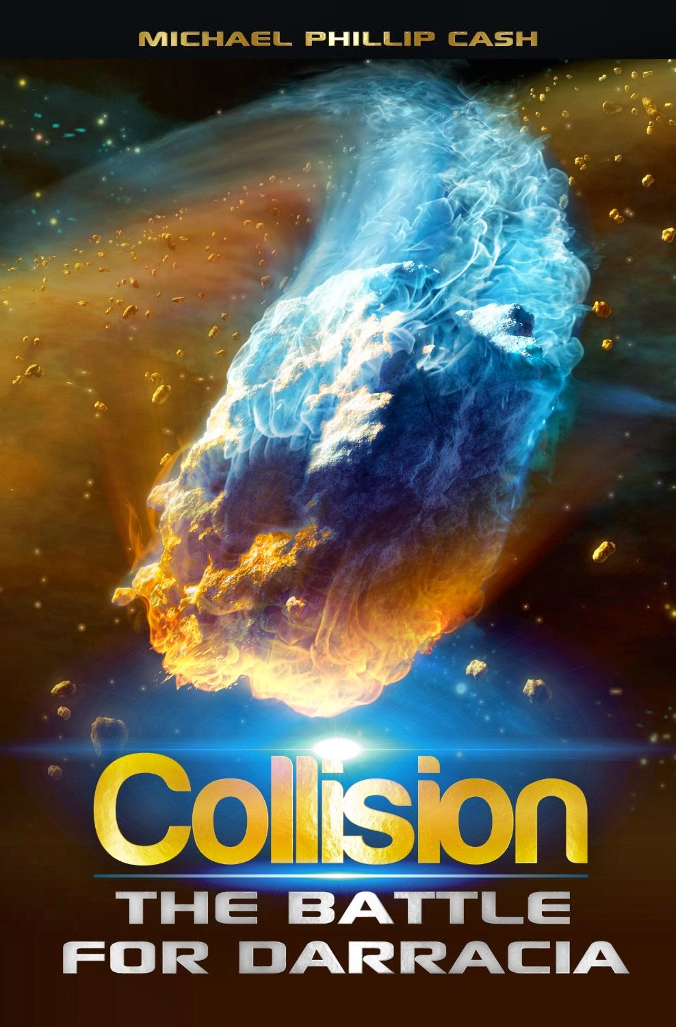 Collision by Michael Thomas Cash