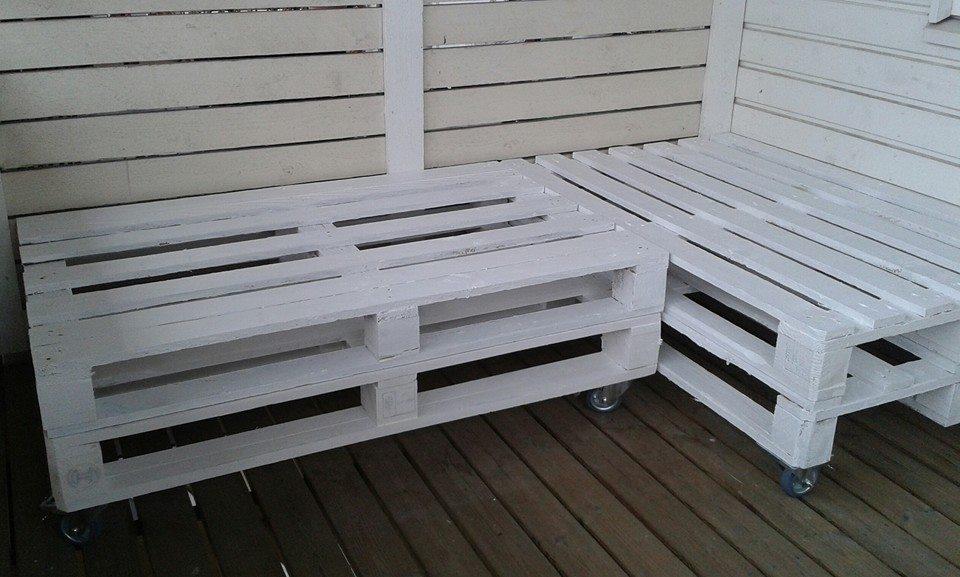 Kuormalava sohva