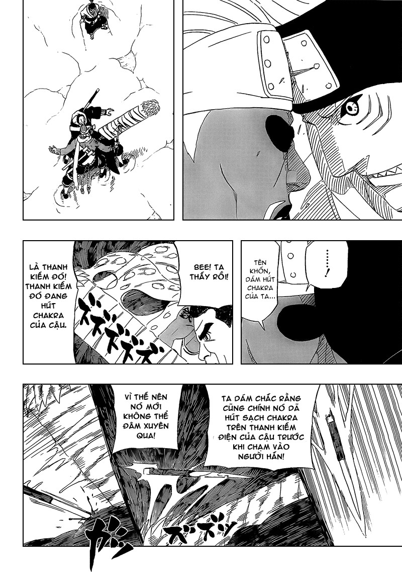 Naruto chap 470 Trang 16 - Mangak.info