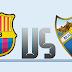 مشاهدة مباراة برشلونة ومالاجا بث مباشر