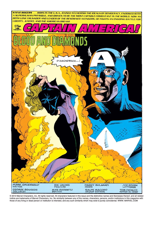Captain America (1968) Issue #409 #358 - English 2