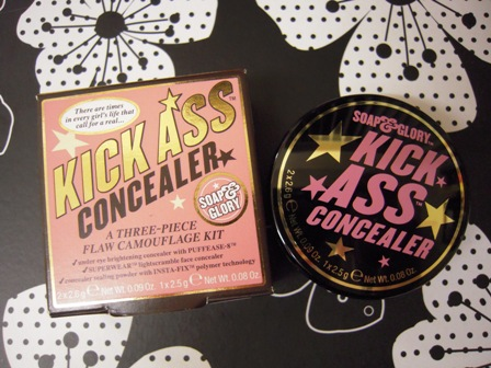 Soap and Glory Kick Ass Concealer