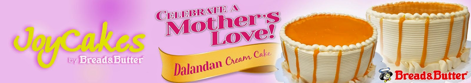 Joycakes by Bread & Butter Celebrates A Mothers Love!