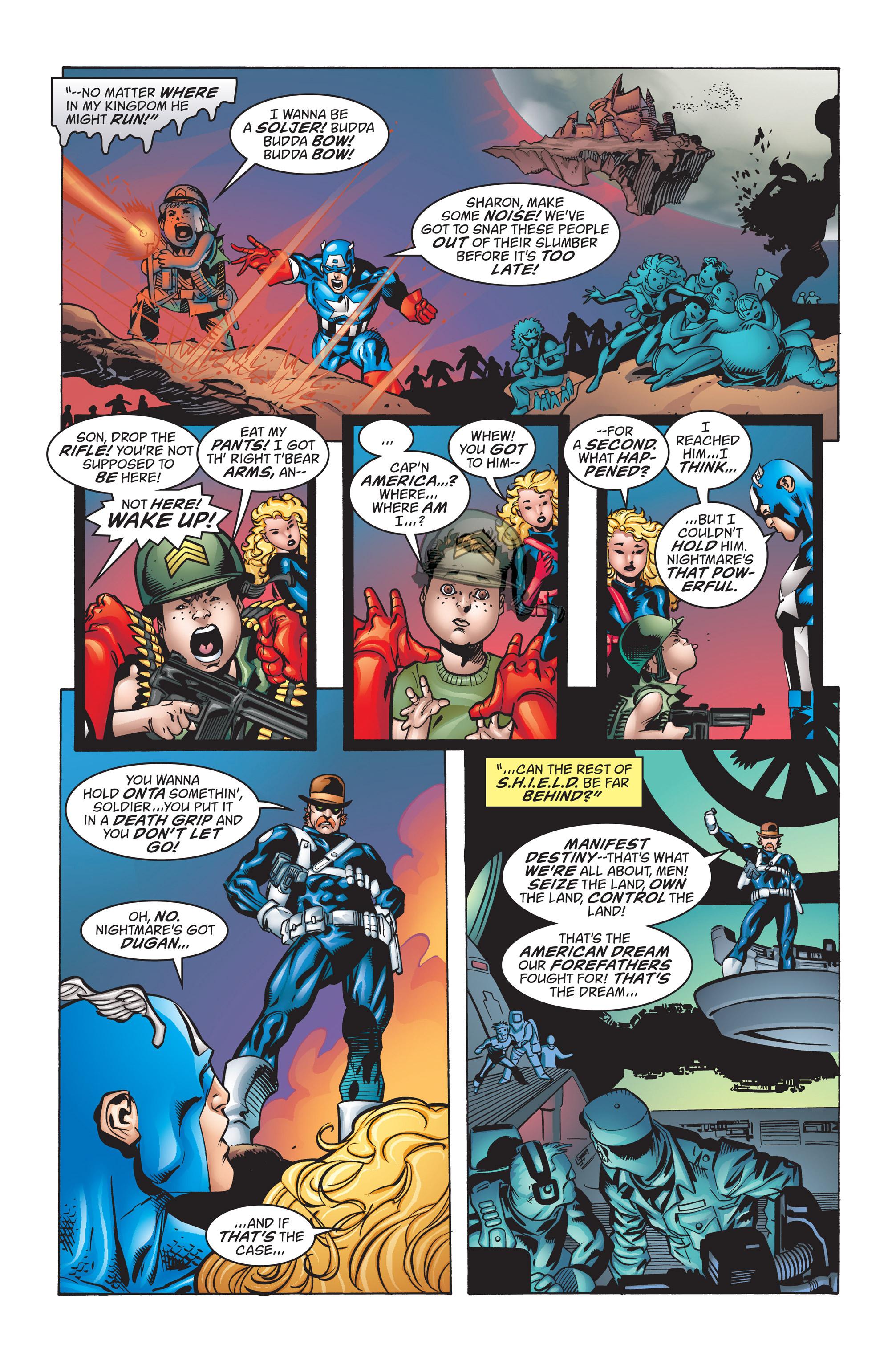 Captain America (1998) Issue #12 #18 - English 7