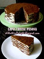 Kek Lapis Cheese Pesona