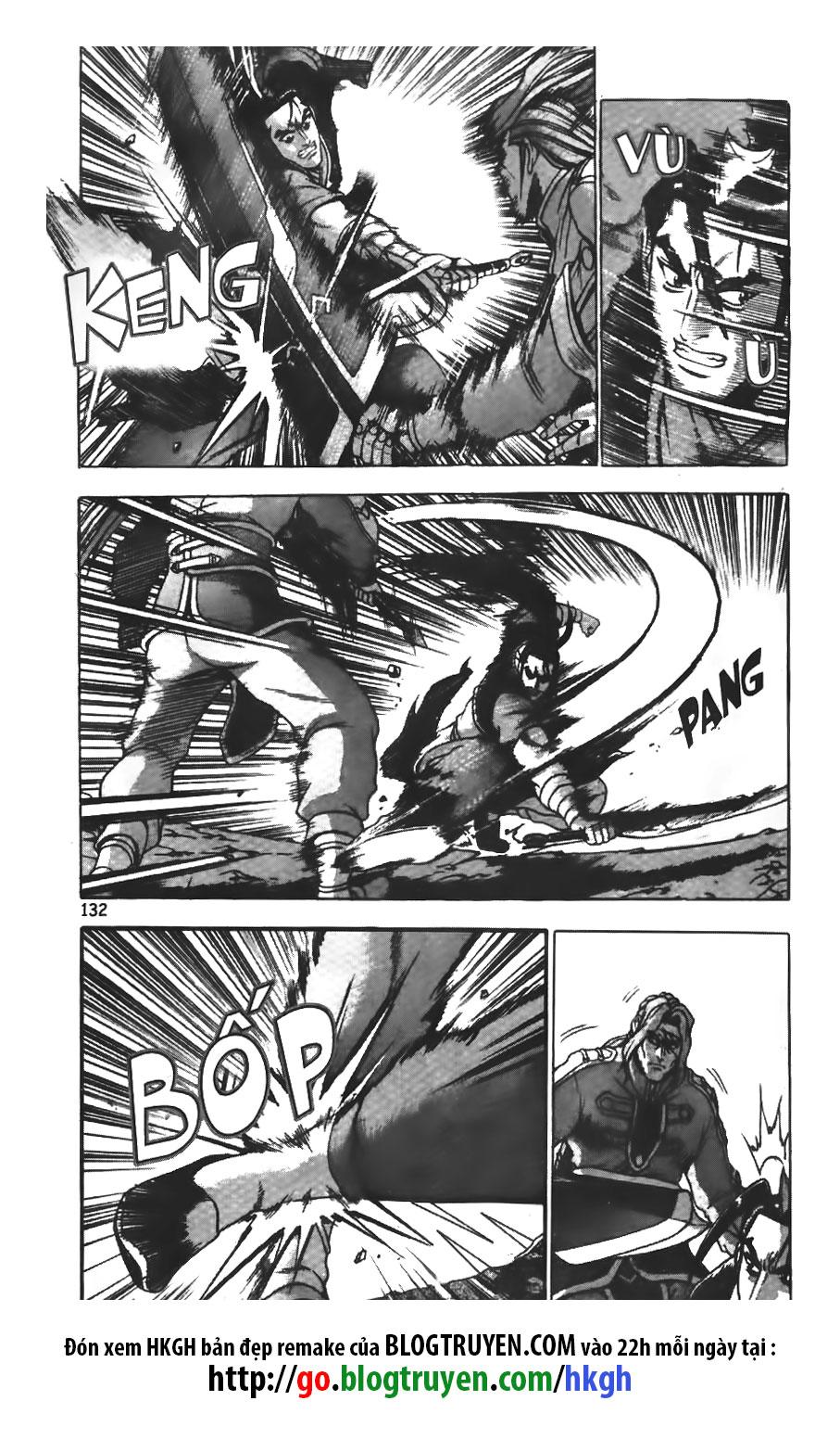 Hiệp Khách Giang Hồ chap 254 Trang 18 - Mangak.info