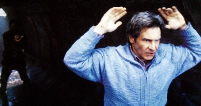Speak Of The Devil Chasing Down A Runaway Harrison Ford