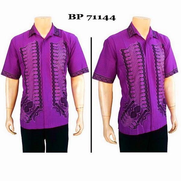 Baju Hem Batik BP 71144
