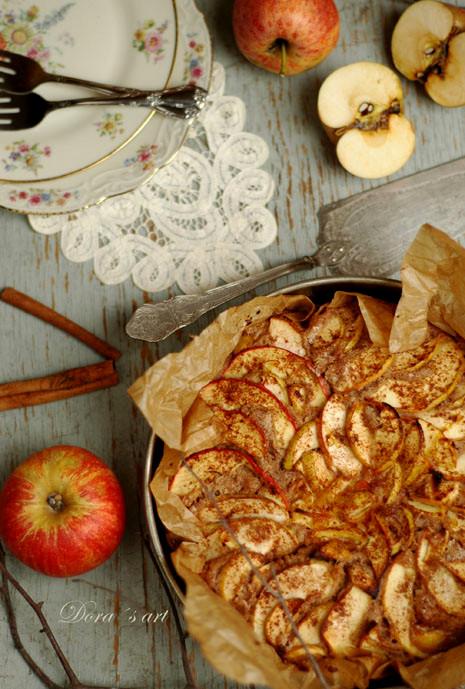 Jablkový koláč bezlepkový a úžasný!