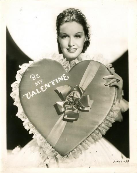 Thelma Todd: Happy Valentines Day