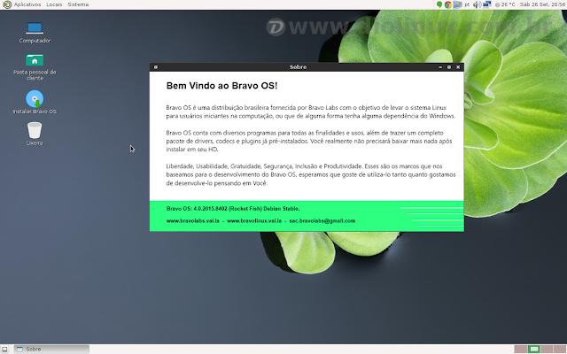 Bravo OS