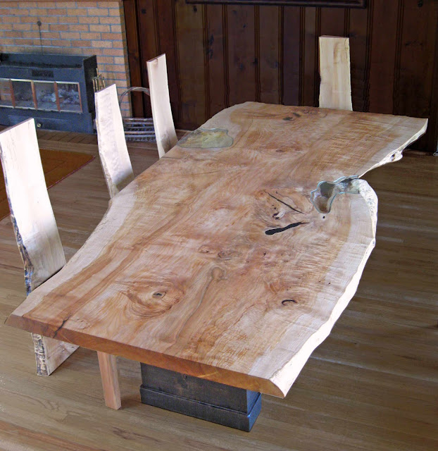 let s stay live edge wood furniture
