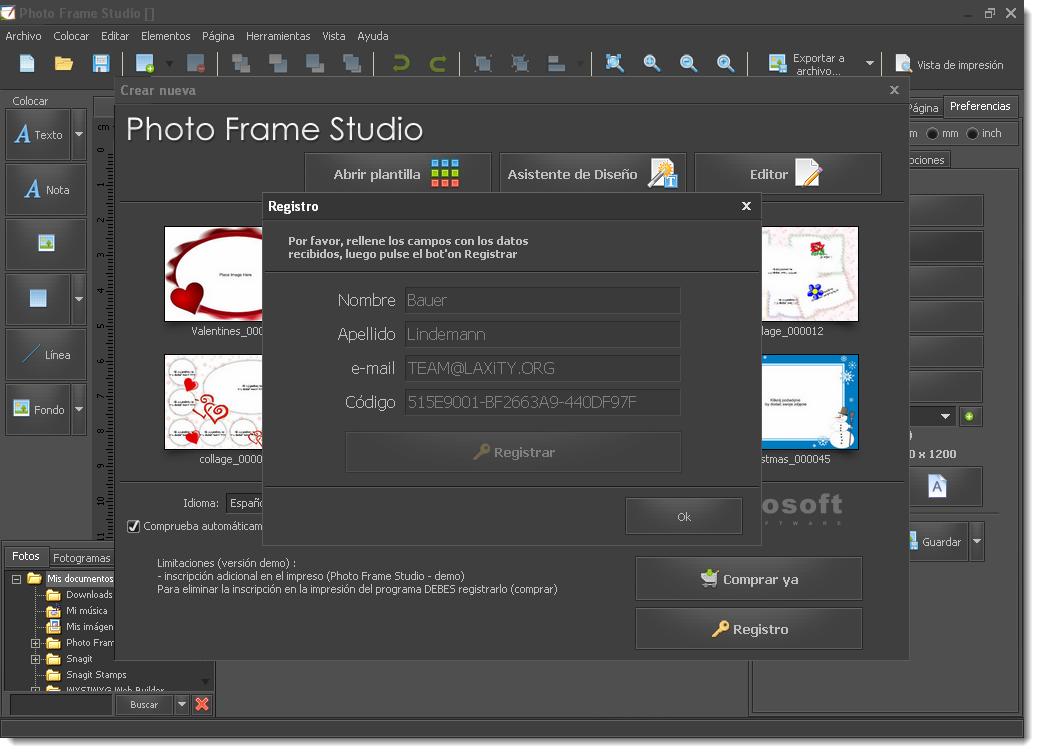 Mojosoft photo frame studio v2 83 keygen