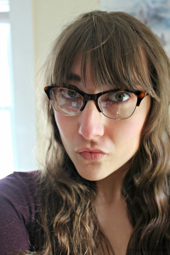 Good Girl Style: Warby Parker & Why Nerd Glasses Aren\'t For Me