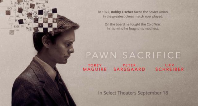 Con Tốt Thí Mạng, Pawn Sacrifice
