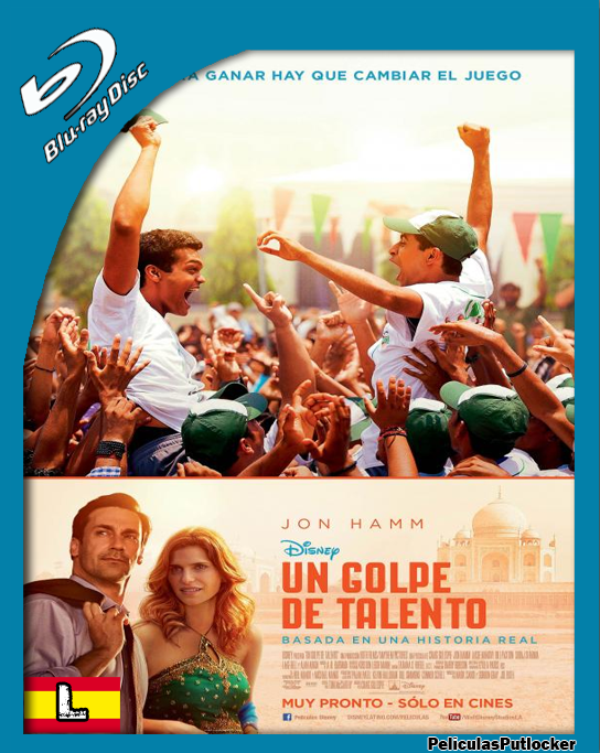 El Chico Del Millon De Dolares [BrRip 720p][Latino][FD-SD-MG]