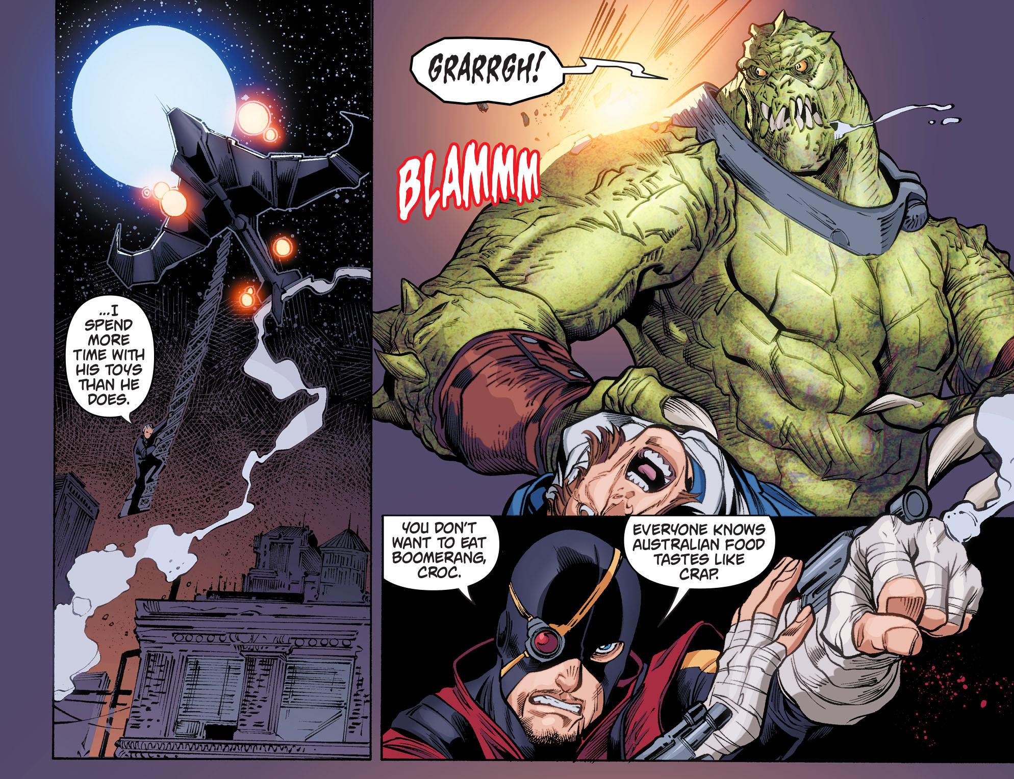 Batman: Arkham Knight [I] Issue #23 #25 - English 11
